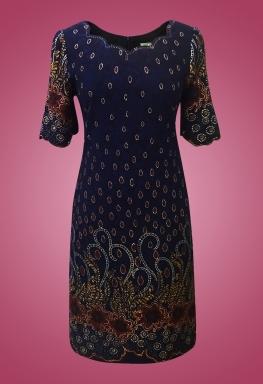 Đầm thun kim tuyến