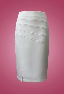 Váy thun dày